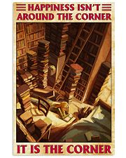 Happiness Is Not Around The Corner 11x17 Poster front