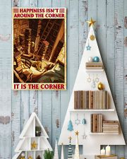 Happiness Is Not Around The Corner 11x17 Poster lifestyle-holiday-poster-2
