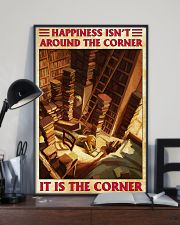 Happiness Is Not Around The Corner 11x17 Poster lifestyle-poster-2