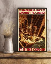 Happiness Is Not Around The Corner 11x17 Poster lifestyle-poster-3
