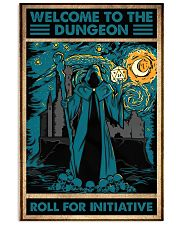 Welcome to the dungeon 11x17 Poster front