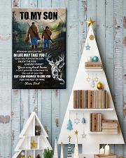 To My Son 11x17 Poster lifestyle-holiday-poster-2