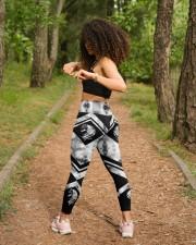 Love Horses  High Waist Leggings aos-high-waist-leggings-lifestyle-17