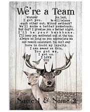 We're A Team 11x17 Poster front