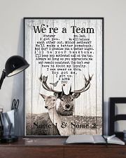 We're A Team 11x17 Poster lifestyle-poster-2