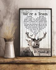 We're A Team 11x17 Poster lifestyle-poster-3