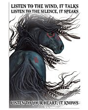 Listen To The Wind 11x17 Poster front
