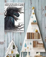 Listen To The Wind 11x17 Poster lifestyle-holiday-poster-2