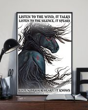 Listen To The Wind 11x17 Poster lifestyle-poster-2