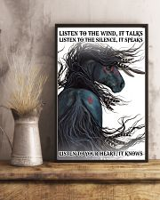 Listen To The Wind 11x17 Poster lifestyle-poster-3