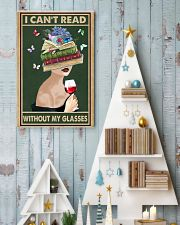 Cant Read Without My Glasses 11x17 Poster lifestyle-holiday-poster-2