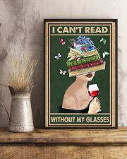 Cant Read Without My Glasses 11x17 Poster lifestyle-poster-3
