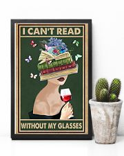 Cant Read Without My Glasses 11x17 Poster lifestyle-poster-8