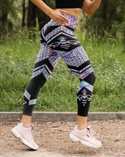 Queen Bee High Waist Leggings aos-high-waist-leggings-lifestyle-15