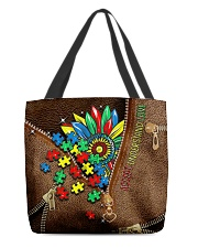 Accept understand love All-over Tote front