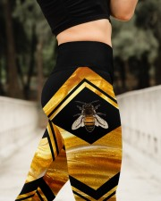 Queen Bee High Waist Leggings aos-high-waist-leggings-lifestyle-11