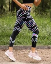 Racing Girl High Waist Leggings aos-high-waist-leggings-lifestyle-15