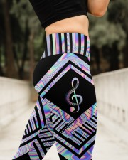 Music life High Waist Leggings aos-high-waist-leggings-lifestyle-11