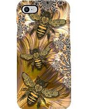 Magic Bees Phone Case i-phone-8-case