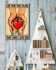 I See Your True Colors 11x17 Poster lifestyle-holiday-poster-2