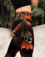 Hunting Leggings  High Waist Leggings aos-high-waist-leggings-lifestyle-11