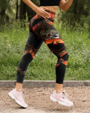 Hunting Leggings  High Waist Leggings aos-high-waist-leggings-lifestyle-15