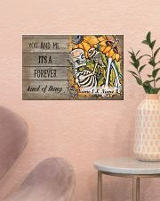 A Forever Kind Of Thing Personalize 17x11 Poster poster-landscape-17x11-lifestyle-22