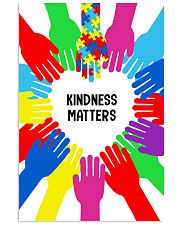 Kindness Matters 11x17 Poster front