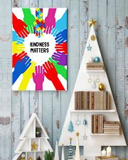 Kindness Matters 11x17 Poster lifestyle-holiday-poster-2