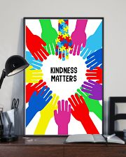 Kindness Matters 11x17 Poster lifestyle-poster-2