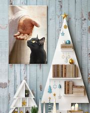 Black Cat And God 11x17 Poster lifestyle-holiday-poster-2