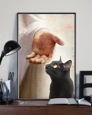 Black Cat And God 11x17 Poster lifestyle-poster-2