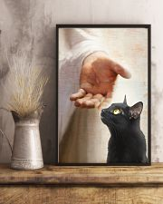 Black Cat And God 11x17 Poster lifestyle-poster-3