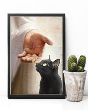 Black Cat And God 11x17 Poster lifestyle-poster-8