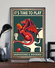 It's time to play 11x17 Poster lifestyle-poster-2