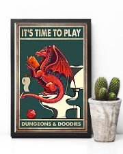 It's time to play 11x17 Poster lifestyle-poster-8