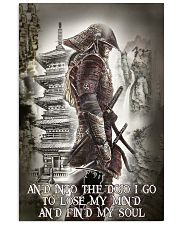 And Into The Do Jo I Go 11x17 Poster front