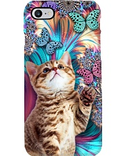 Cats And Butterflies Phone Case i-phone-8-case