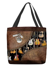Love music All-over Tote back