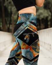 Native American Leggings High Waist Leggings aos-high-waist-leggings-lifestyle-11