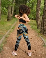 Native American Leggings High Waist Leggings aos-high-waist-leggings-lifestyle-17