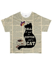 All I need All-over T-Shirt front