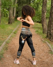 Mandala Leggings  High Waist Leggings aos-high-waist-leggings-lifestyle-17