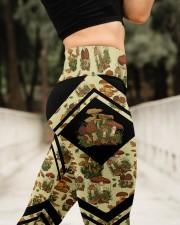 Love Mushrooms  High Waist Leggings aos-high-waist-leggings-lifestyle-11