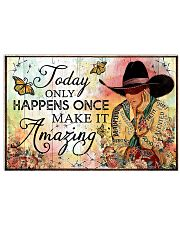Make It Amazing 17x11 Poster front