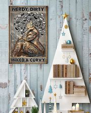Nerdy Dirty 11x17 Poster lifestyle-holiday-poster-2