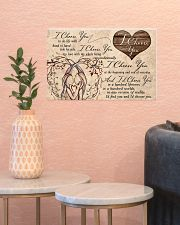 I Choose You Valentine 17x11 Poster poster-landscape-17x11-lifestyle-21