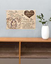 I Choose You Valentine 17x11 Poster poster-landscape-17x11-lifestyle-24