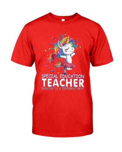 Sped Teacher Dancing