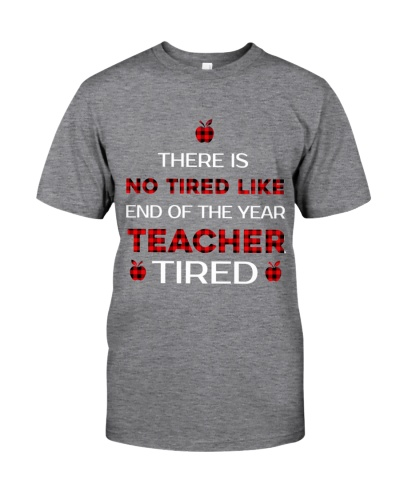 There Is No Tired